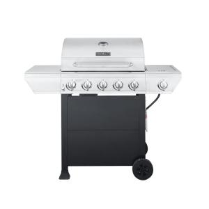 Propane Grill (5 burner) Includes Full Tank Image
