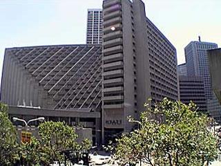 The Hyatt Regency San Francisco