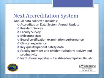 25PHCA ALLEN SLIDE 8 ACCREDITATION