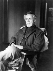 Andrew Taylor Still in 1914 (age 86), founder of osteopathic medical education