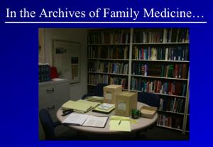 AAFP Archives, Leawod, Kansas