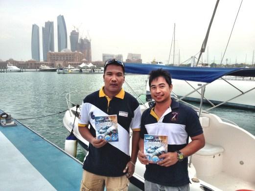 coastal safety sea school tender operator course
