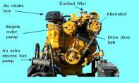 marine boat engines safety pre start checks