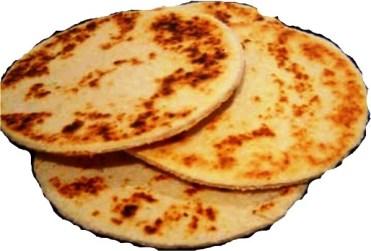 Pol Coconut Roti Short Eat Snack Sri Lanka 3