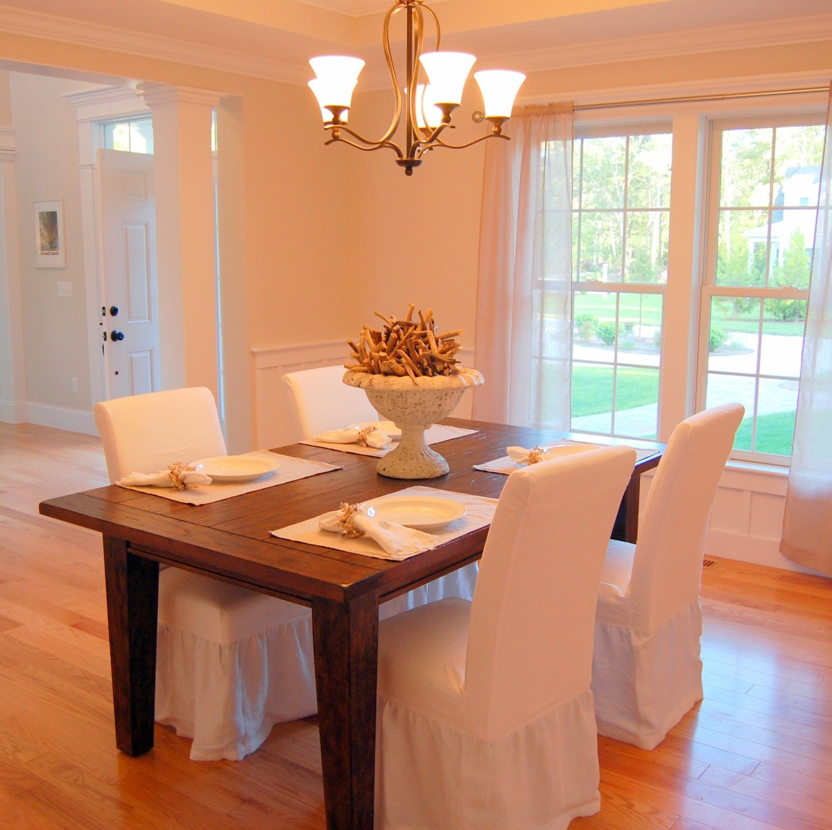 Staged homes provide a higher return on investment