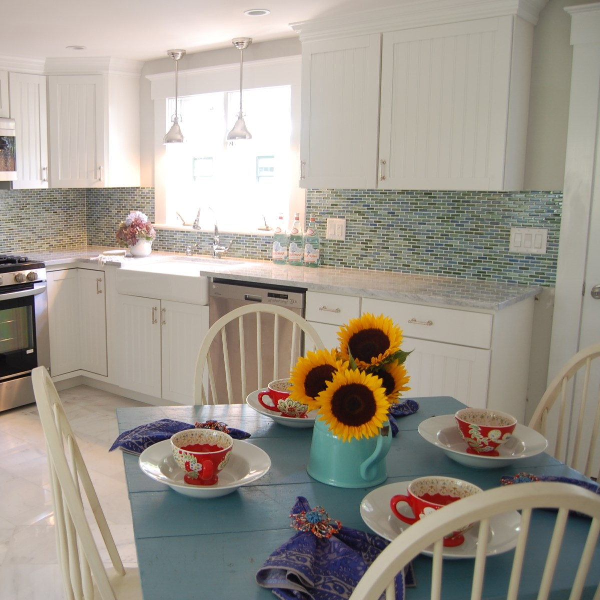 Professionally staged houses in Cape Cod