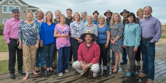 Coastal Va Plein Air Artists 2018