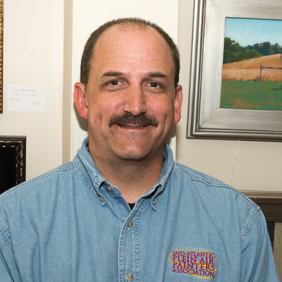 Greg Johannesen, Plein Air Artist, Southern Maryland