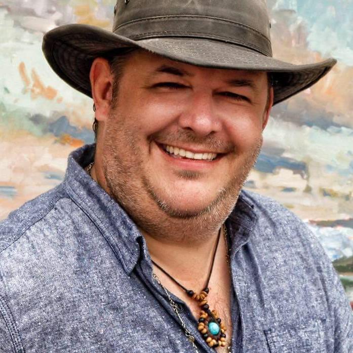 Thomas Bradshaw, Plein Air Artist from Blackstone, Virginia