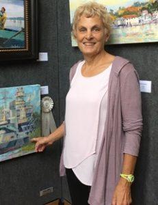 Sue Bark, plein air artist
