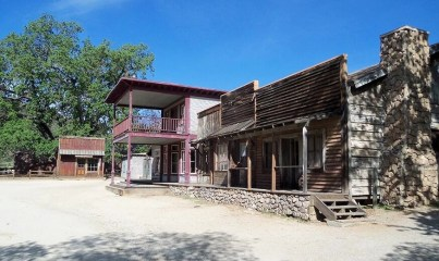 Paramount Ranch Filming Location