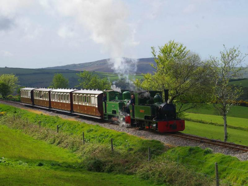 Lynton Steam Railway
