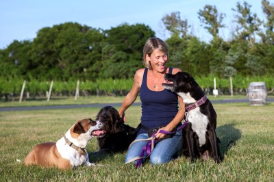 Dog Training, Dawn Bennett, North Fork