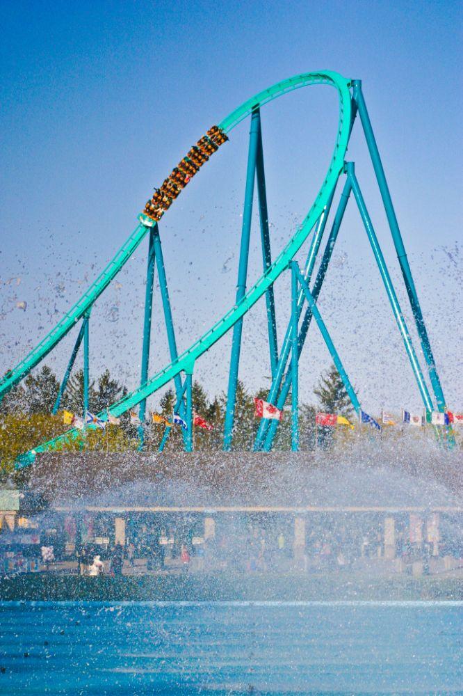 Leviathan Photo From Canada S Wonderland Coasterbuzz