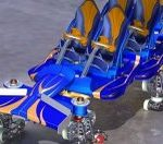 Ring Racer to be World's Fastest Roller Coaster
