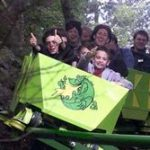 Green Dragon at GreenWood Forest Park