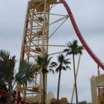 Hollywood: Rip Ride Rockit at Universal Studios Orlando