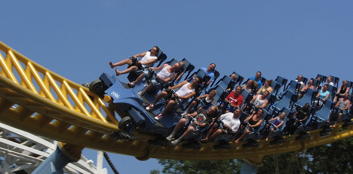 Guest Review Of Skyrush At Hersheypark Coastercritic