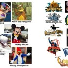 Best Mascot and Best Logo - 2013 Coaster101 Attraction Awards