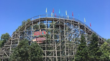 Review: The Raven at Holiday World