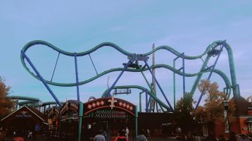 Review: The Joker at Six Flags Great America