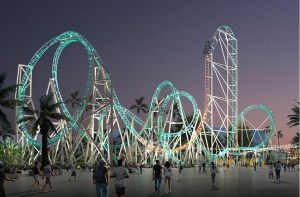 Knott's Berry Farm Announces Gerstlauer Dive Coaster, HangTime