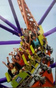 Chimelong Paradise Announces New Sky Rocket II Coaster