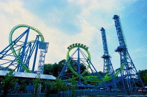 Goliath (Six Flags New England) Ride Review