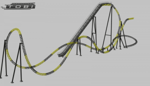 New Coaster for Walibi Holland