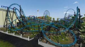 "Linnanmäki Announces ""Taiga"", Intamin Launch Coaster for 2019"