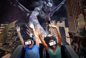 Rage of the Gargoyles VR to Debut on Eight Six Flags Coasters