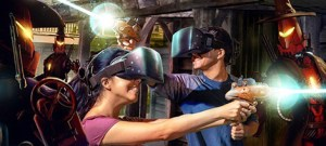 "Knott's Berry Farm Announces ""VR Showdown in Ghost Town"" Virtual Reality Experience"