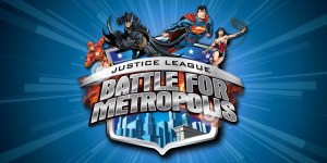 Justice League Dark Rides Going to Six Flags Great Adventure, Over Georgia