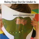 Top 5 Rainy Day Outings for Under 5s