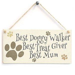Dog Mum Sign