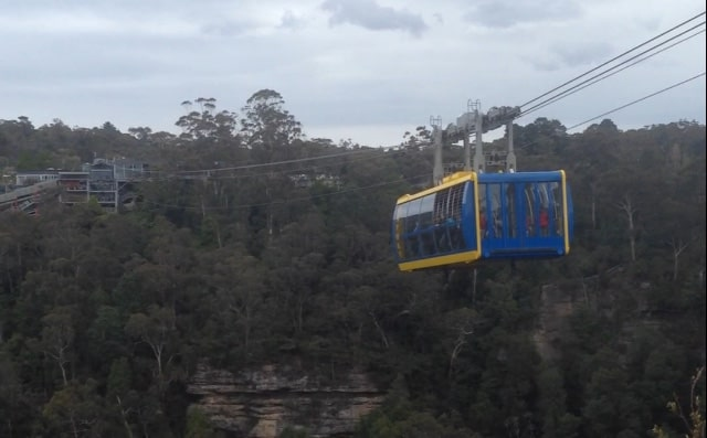 Scenic World Blue Mountains - Scenic Skyway