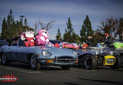 Motor 4 Toys Jaguar and Lotus
