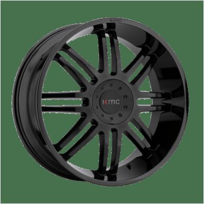 KMC Wheels KM714 Black