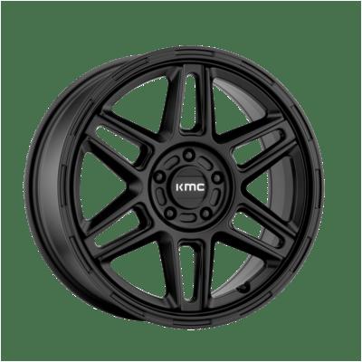 KMC Wheels KM716 Black