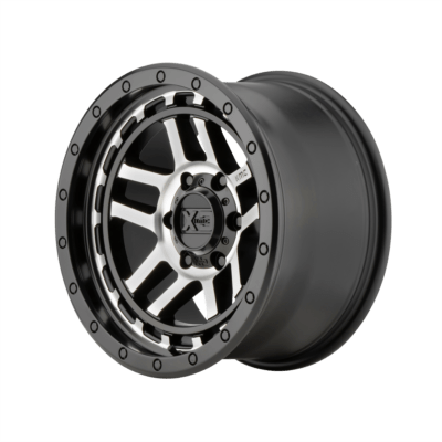 KMC XD Series XD140 Silver