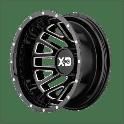 KMC XD Series XD843 Black 1