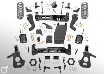 Rough Country 6 Inch Lift Kit GM Yukon/Tahoe