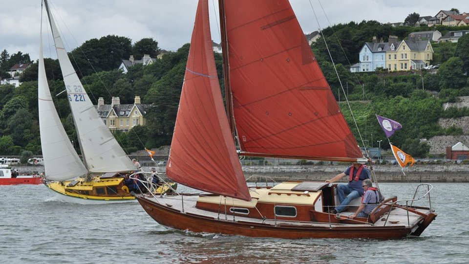 Embrace The Spirit Of Sailing At The Cobh Traditional Sail