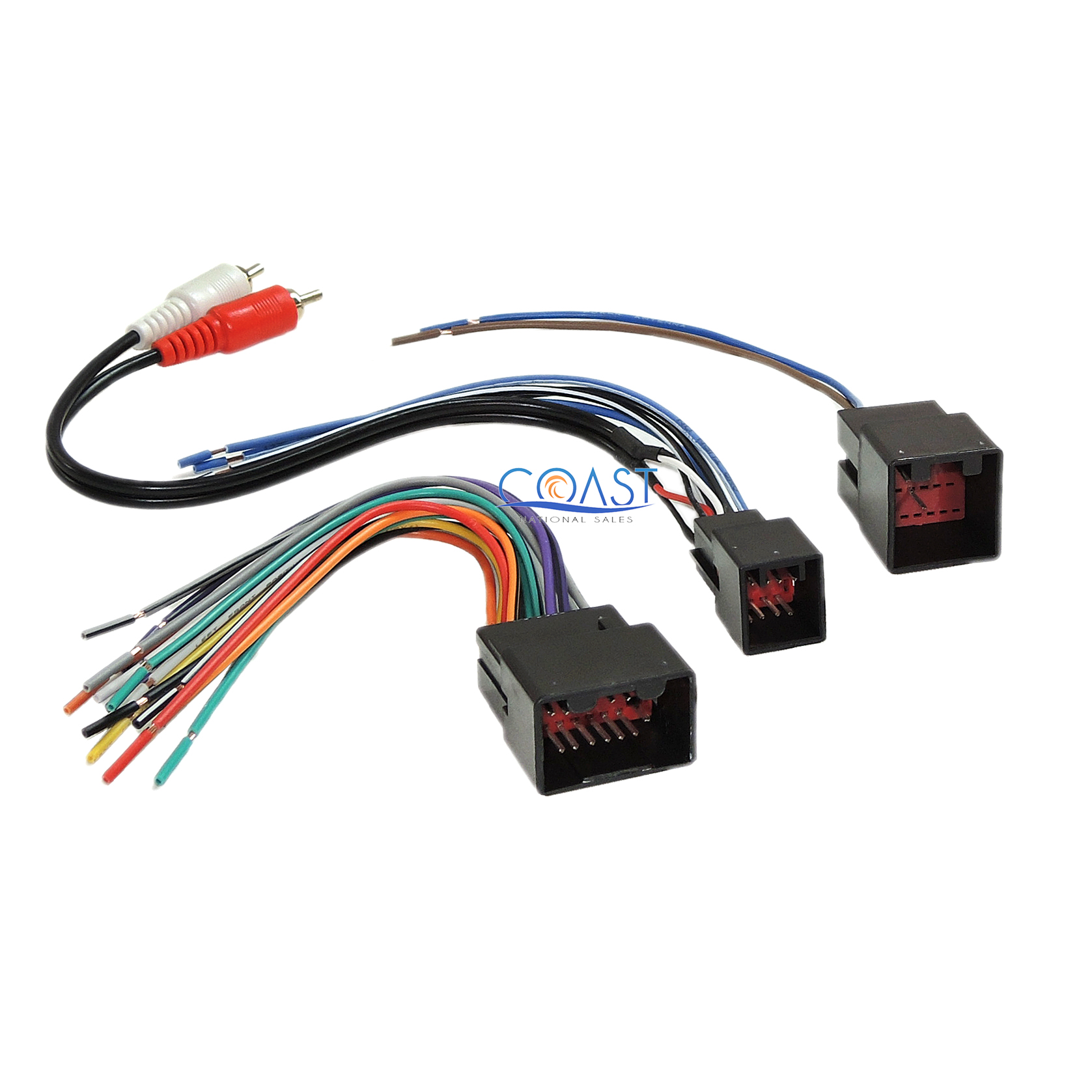 Metra Car Radio Stereo Wiring Harness For Up Ford