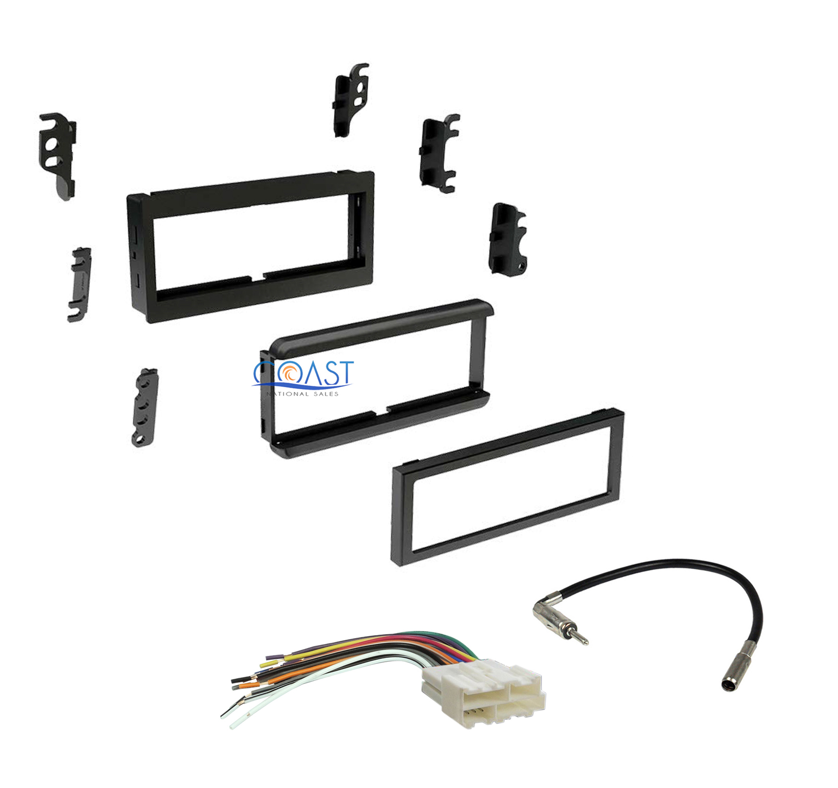 Car Radio Harness Kit