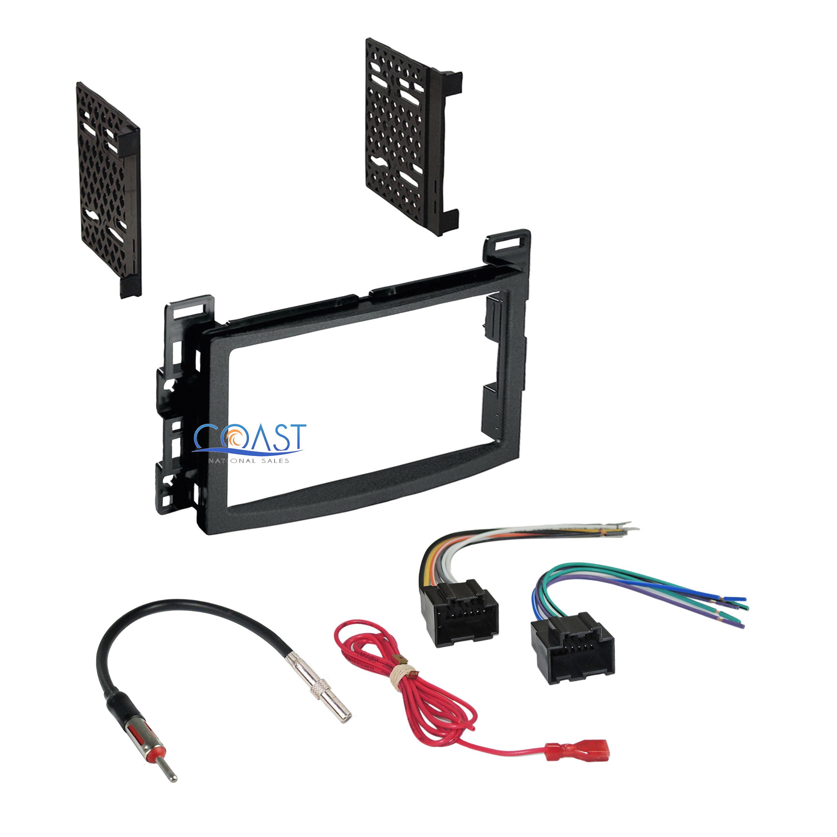 Dual Car Stereo Harness