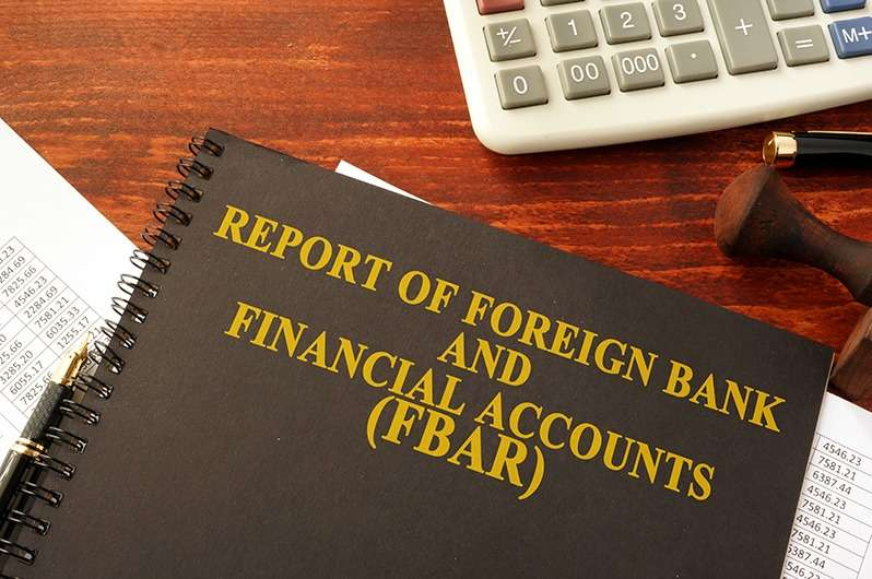Coast One Tax Group - Foreign Bank Account Report (FBAR)