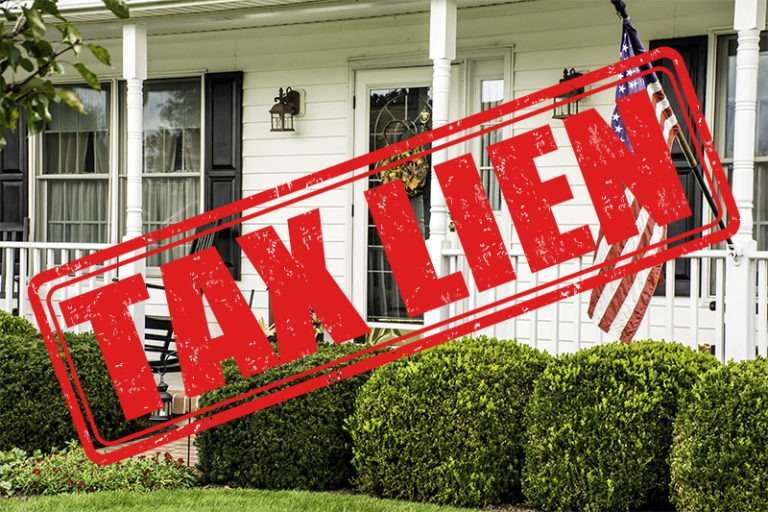 Federal Or State Tax Lien