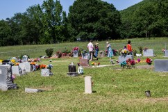 Owens Cemetery, Arkansas. Dawn Page/CoastsideSlacking