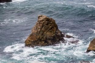 Wild beauty at Garrapata State Beach. Dawn Page/CoastsideSlacking